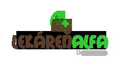 lekarenalfa.sk Logo